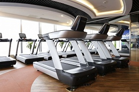 Shanghai City Hotel - Mr...Mrs Fitness (Китай)